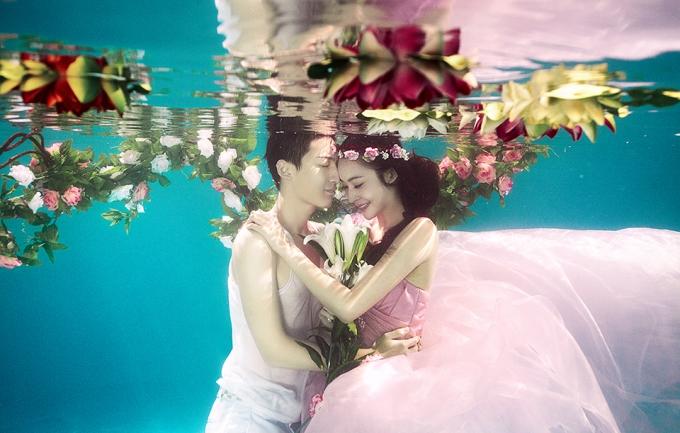光和氧气7980元婚纱照