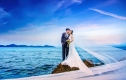 蒙娜丽莎8999元三亚旅拍婚纱照