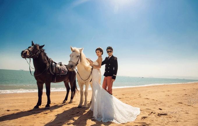 爱印象4588元婚纱摄影