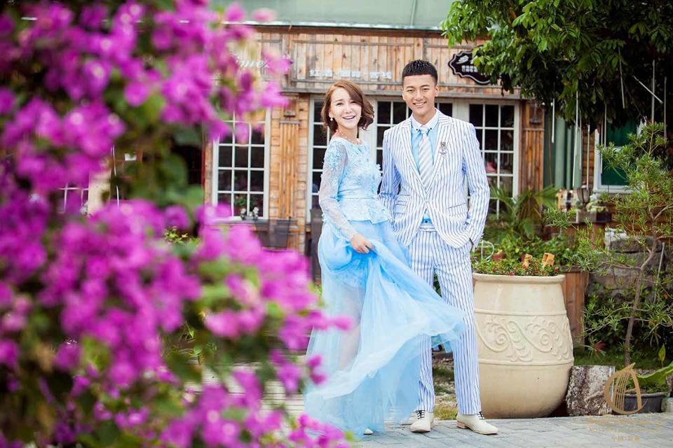 巴黎婚纱3888元婚纱摄影