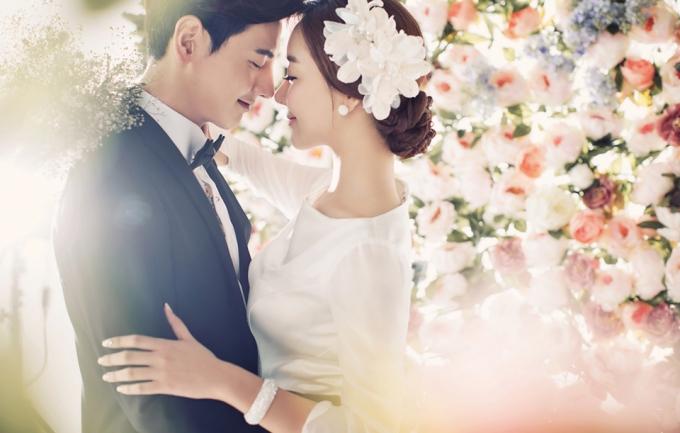 巴黎蜜月国际3999元婚纱摄影