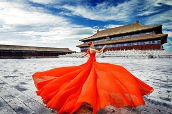 北京巴黎国际婚纱摄影工作室(劲松总部店)
