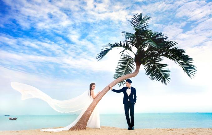 喜罗门3999元旅拍婚纱照