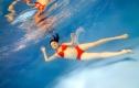 熹微纪699元孕妇水下摄影