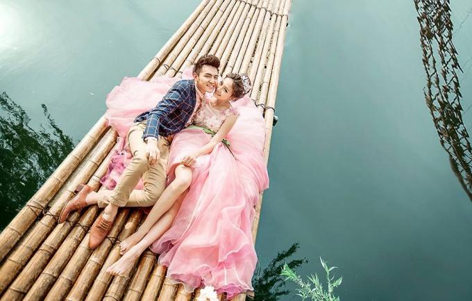 新好莱坞2680元婚纱照