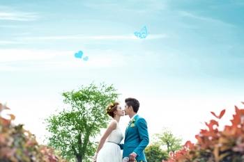 福州皇室婚纱公主馆