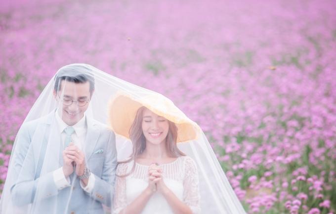 米兰视觉2888元婚纱摄影