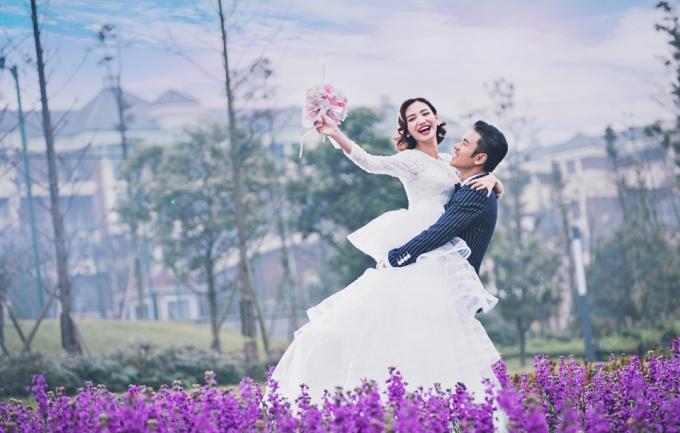 米兰视觉1999元婚纱摄影