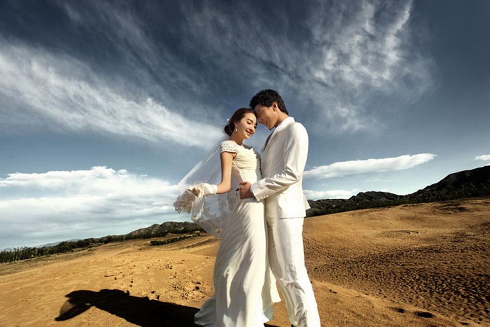 风尚国际2388元婚纱摄影