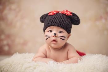 重庆爱立方专业儿童摄影