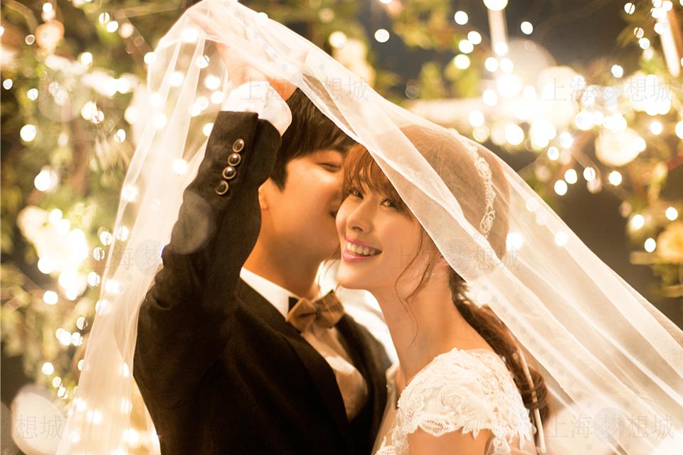 百合新娘2999元婚纱摄影