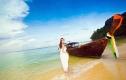 芭蒂6200元泰国普吉岛旅拍婚纱照