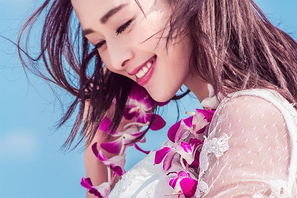 """台北制造4999元""""恒久的幸福""""双人婚纱"""