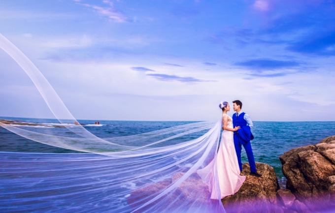拉美4999元婚纱照