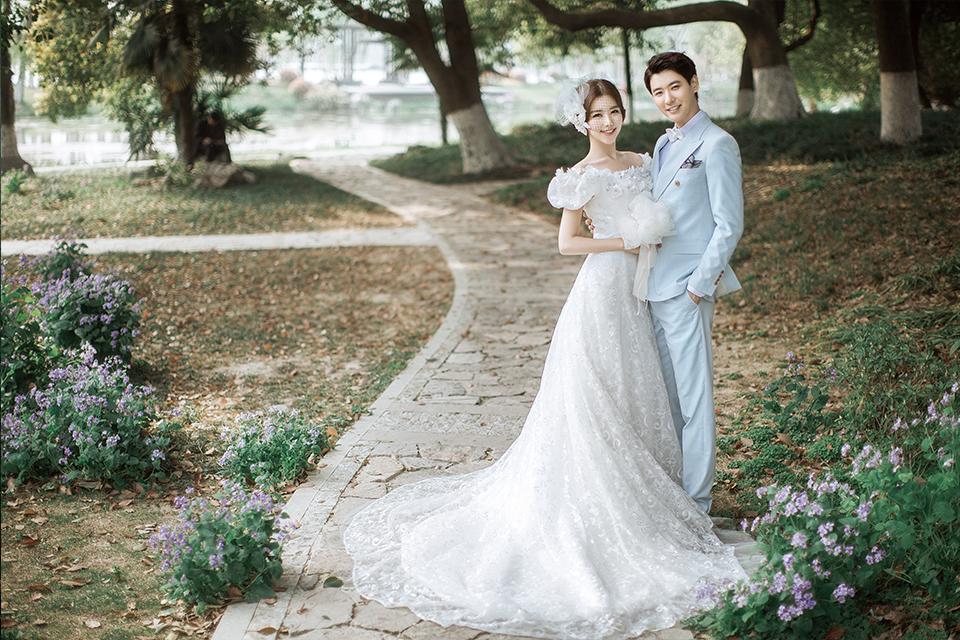 薇薇新娘2888元婚纱摄影