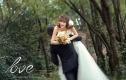田野3999元婚纱照摄影