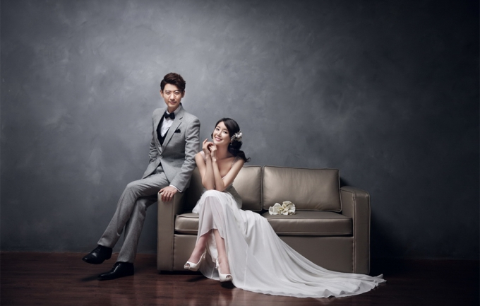 唯一视觉12999元三亚古驰VIP系列婚纱照