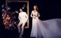 米兰新娘2999元婚纱套系