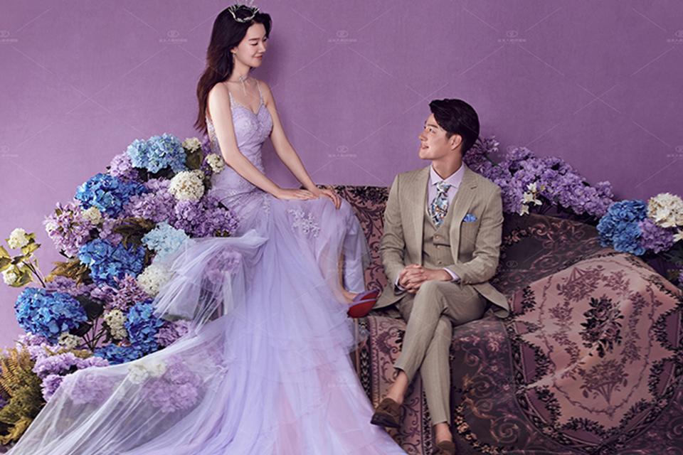 金夫人8999元婚纱摄影