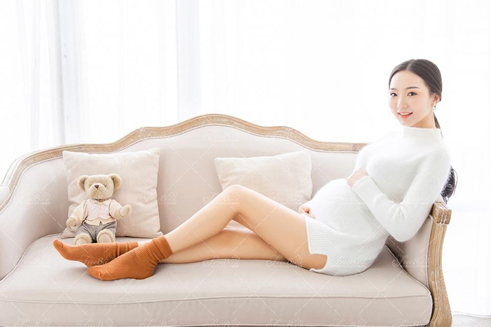快乐鸟1599元孕妇摄影
