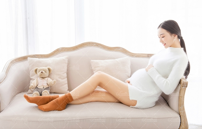 快乐鸟1199元孕妇摄影