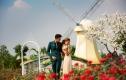 薇薇新娘3888元为爱专一婚纱照