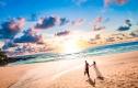 甜蜜海岸7998元旅拍婚纱照