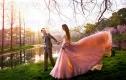 完美视觉4999元婚纱照