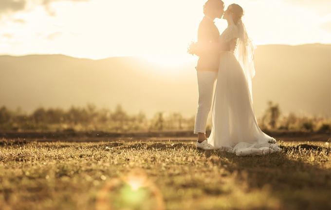 极简主义4999元婚纱照