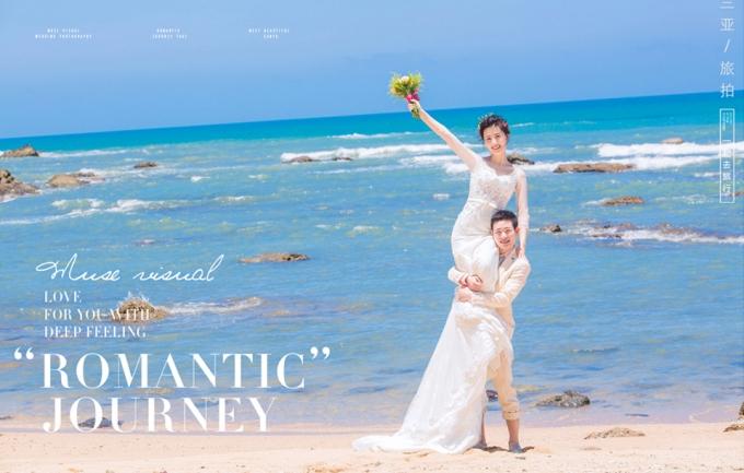好莱坞国际8888元三亚旅拍婚纱照