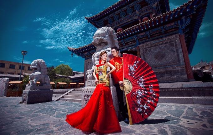 爱尚影像7999元丹葛尔古城+青海湖套系