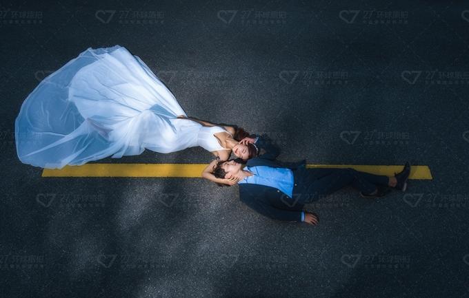 环球旅拍8999元三亚婚纱摄影