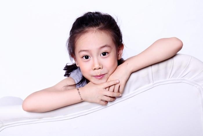 杭州儿童摄影-紫翼小天使的晒片