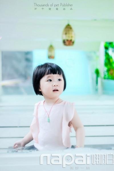 深圳儿童摄影-不点点的晒片