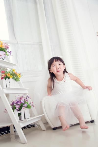 西安儿童摄影-木果果木的晒片