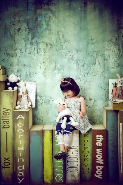 广州儿童摄影-心有灵犀不点也通的晒片