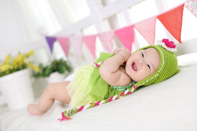 郑州儿童摄影-美美的小公主的晒片