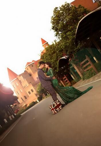 昆明婚纱摄影-秋水欢欢的晒片
