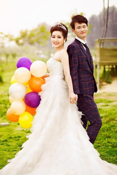 郑州婚纱摄影-开心每一天a的晒片