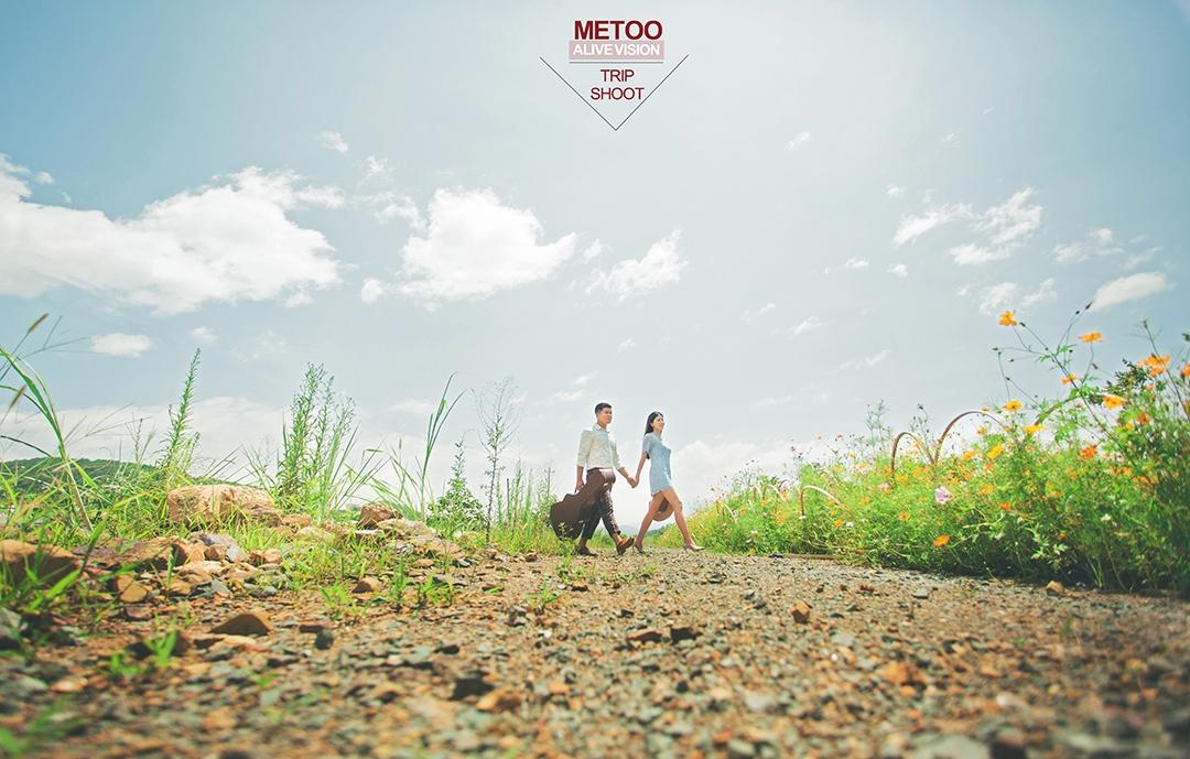 杭州婚纱摄影-岁月的牵绊的晒片