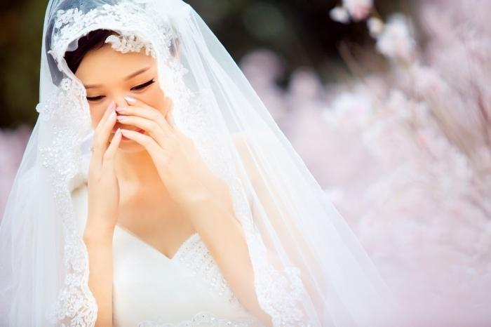 广州婚纱摄影-思念满分的晒片