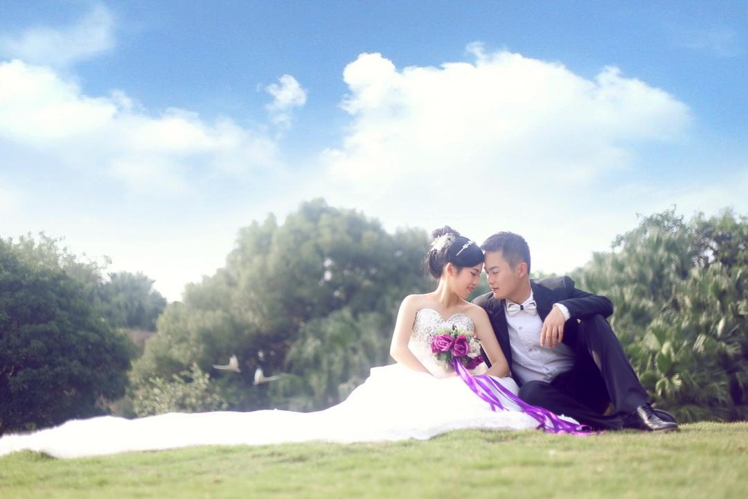 福州婚纱摄影-魏来有你的晒片