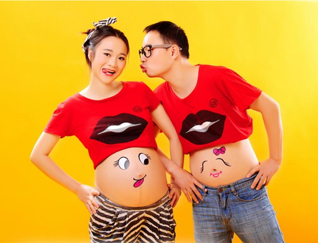 成都孕妇摄影-baby王的晒片