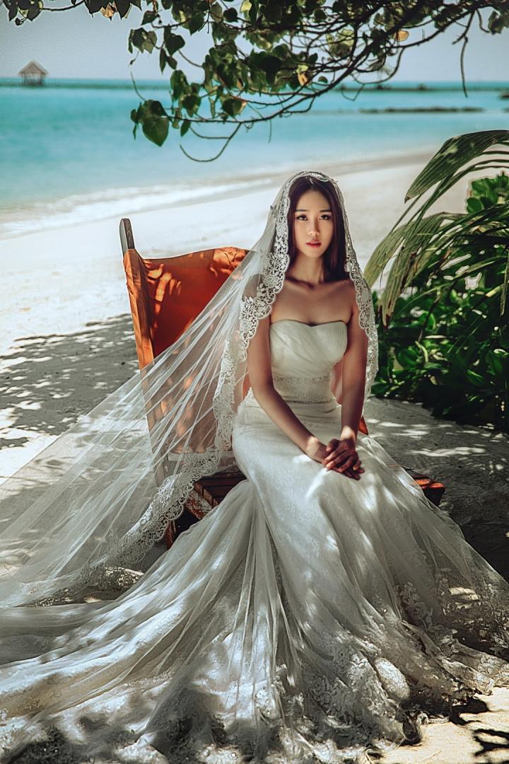 上海婚纱摄影-爱情坦荡荡的晒片