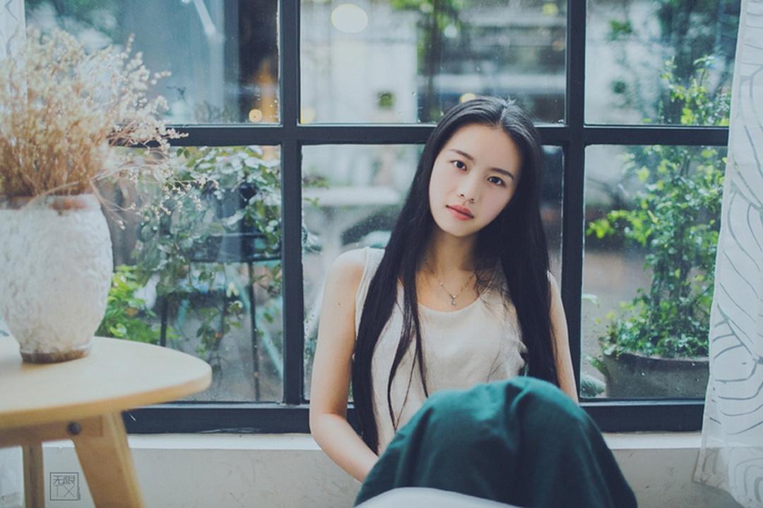 天津个人写真-左岸葬花的晒片