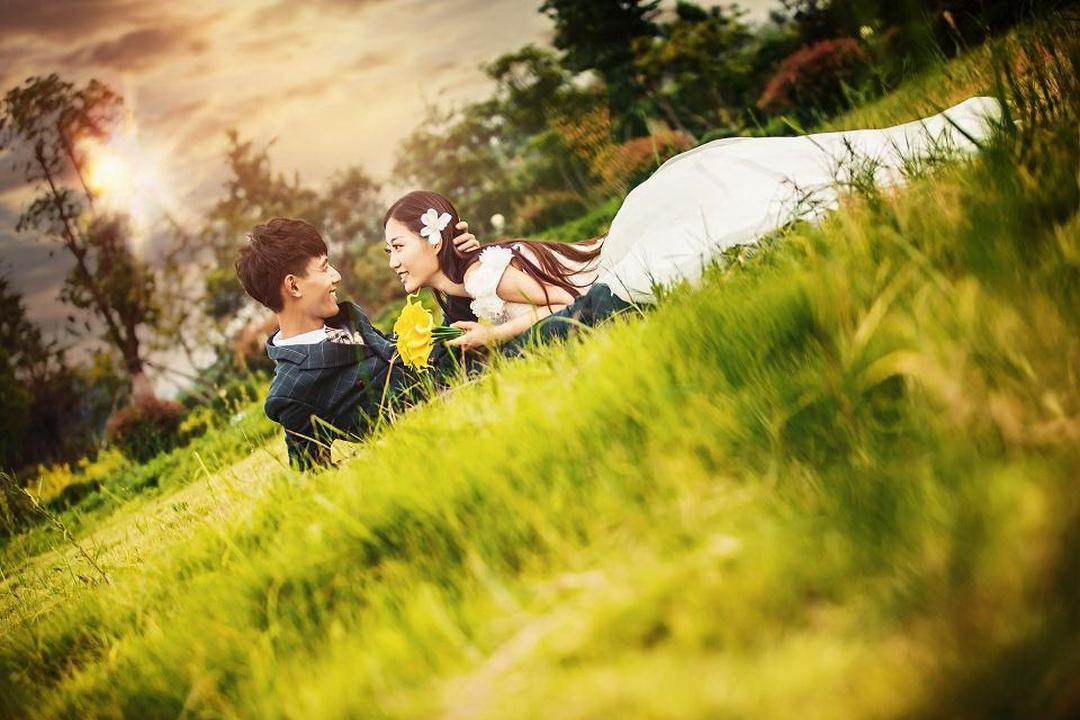 苏州婚纱摄影-哥特式一段情的晒片