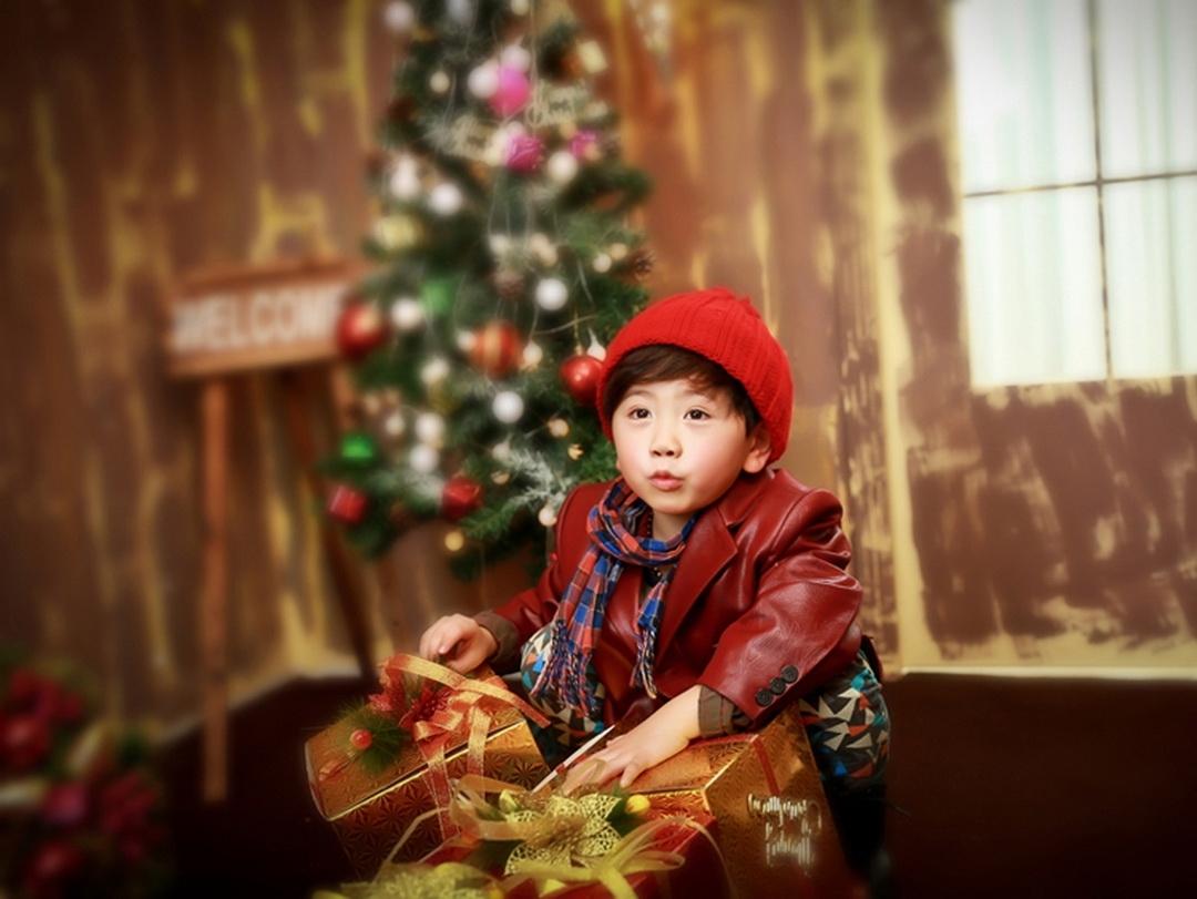 上海儿童摄影-小短腿欧巴的晒片