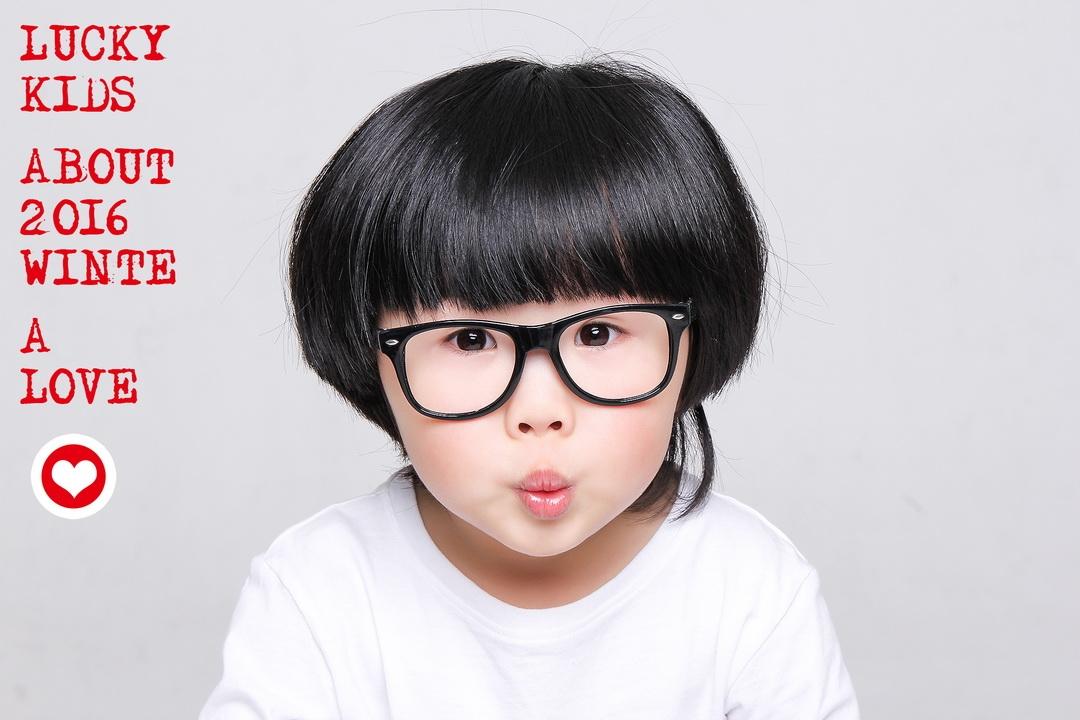 福州儿童摄影-至亲组合的晒片