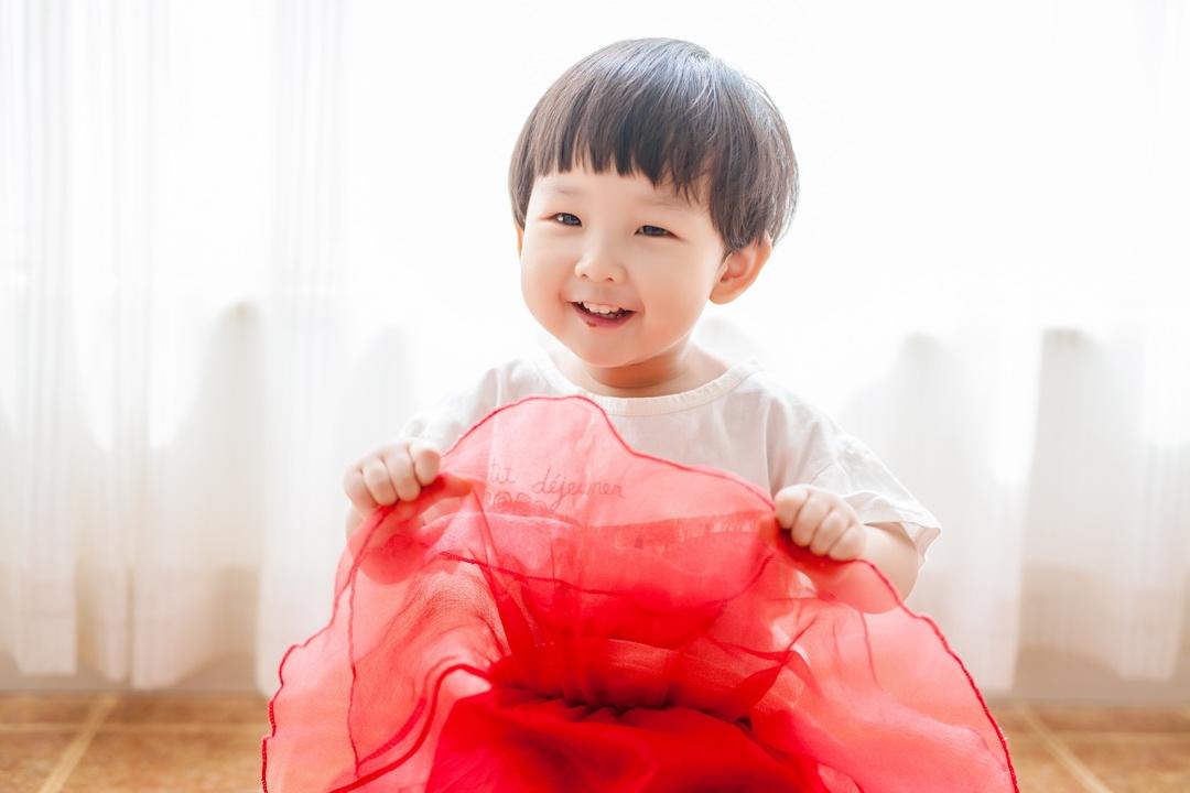 济南儿童摄影-文乃求资的晒片