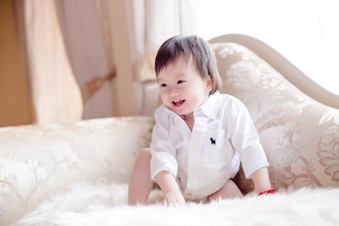 上海儿童摄影-van的晒片